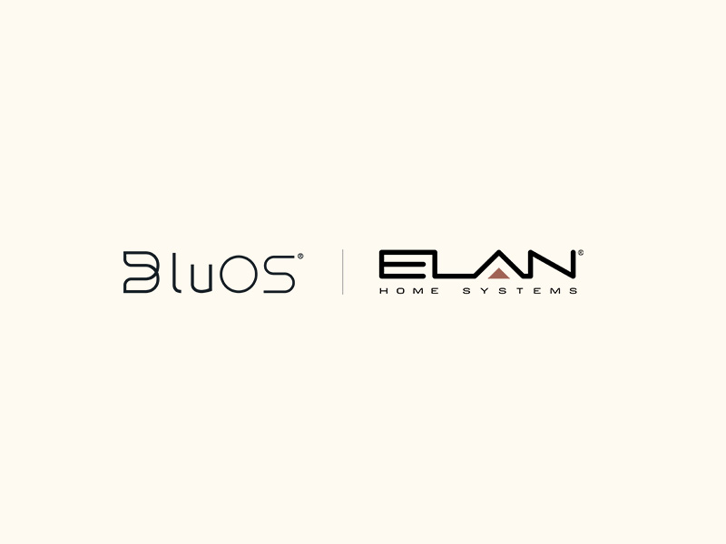 BluOS to Add ELAN® to Growing List of Control System Integrations