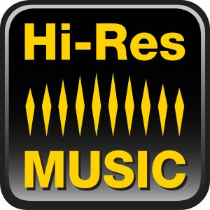 hi-res music