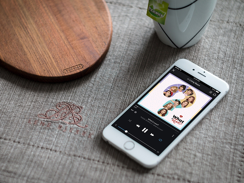 Korea's Largest Hi-Res Music Service Bugs Now on BluOS