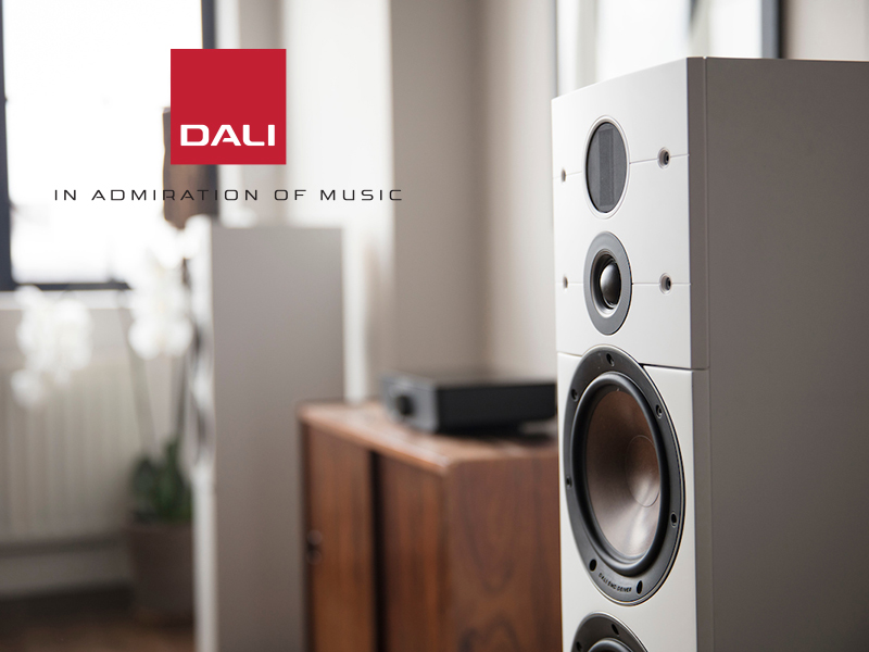 DALI Loudspeakers Formally Joins BluOS Family at HIGH END 2018