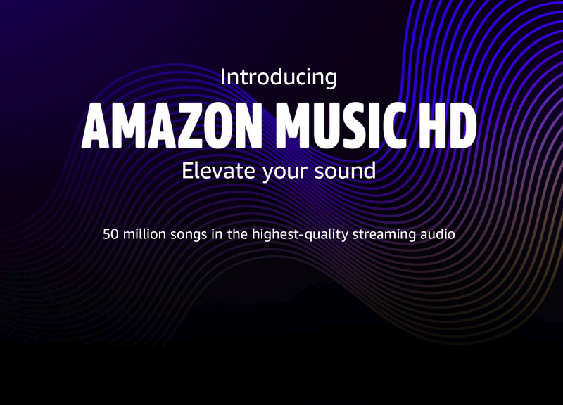 BluOS Among First to Integrate Amazon Music HD