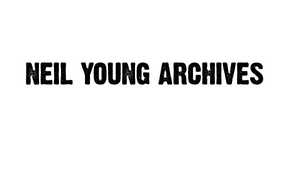 Neil Young Archives Vol. II Boxset