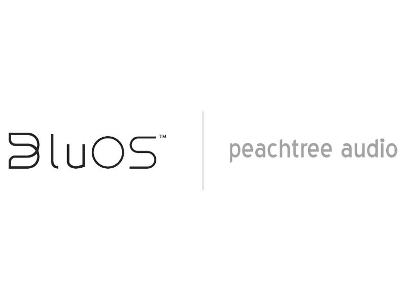 Peachtree Audio to adopt BluOS® High-Resolution Multi-room audio platform